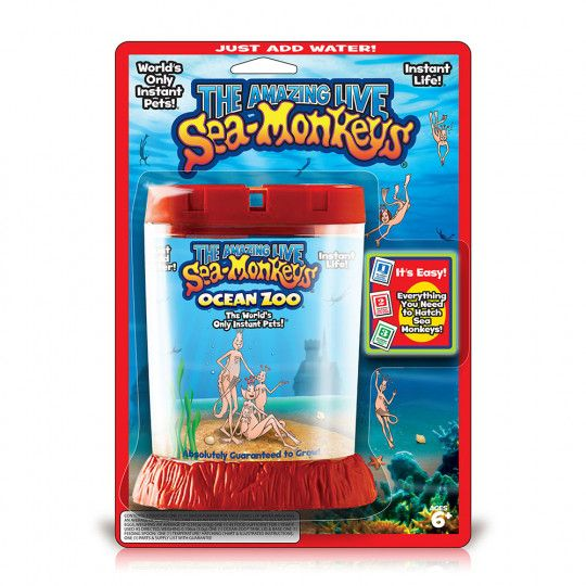 Sea Monkeys Original Instant Life Toy