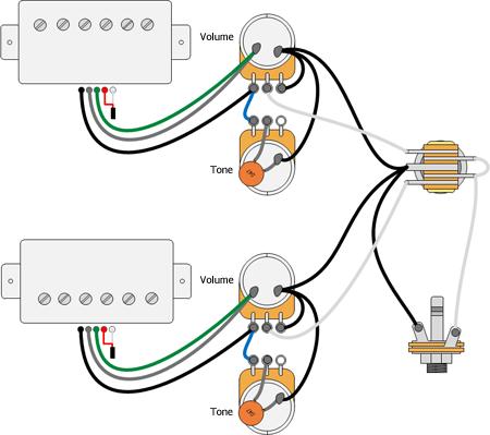 Seymour Duncan Guitar Wiring 104 Guitar Pickups Bass Pickups Pedals In 2020 Guitar Wire Guitar Pickups