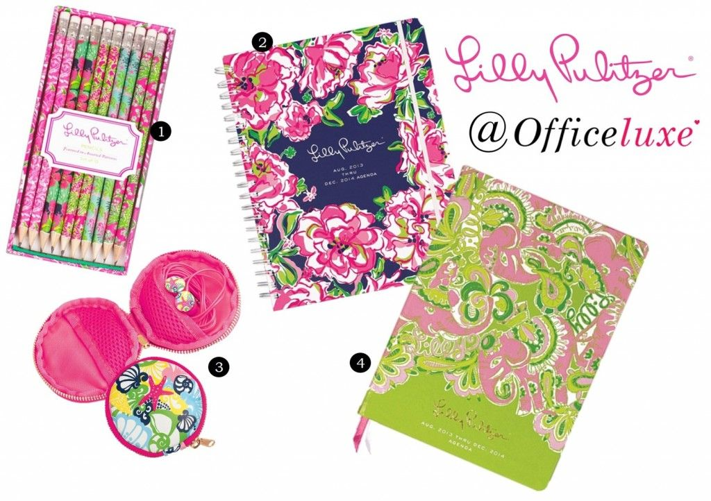 Lilly Pulitzer Office And School Supplies