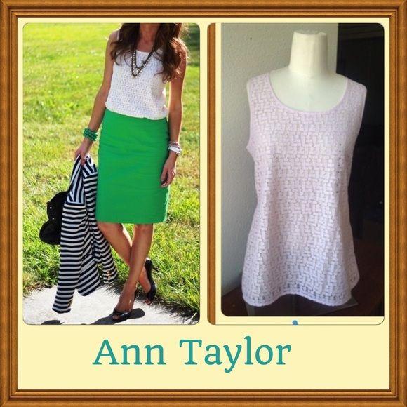 Ann Taylor sz s NWT NWT Ann Taylor Tops