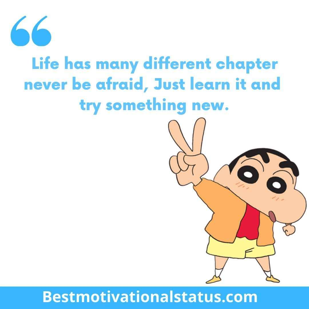 51 Shin Chan Motivational And Funny Quotes Which Inspiring Life Lesson Cute Happy Quotes Shinchan Quotes Funny Quotes