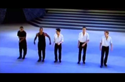 Tap Dancers And Irish Stepdancers Go Head-To-Head