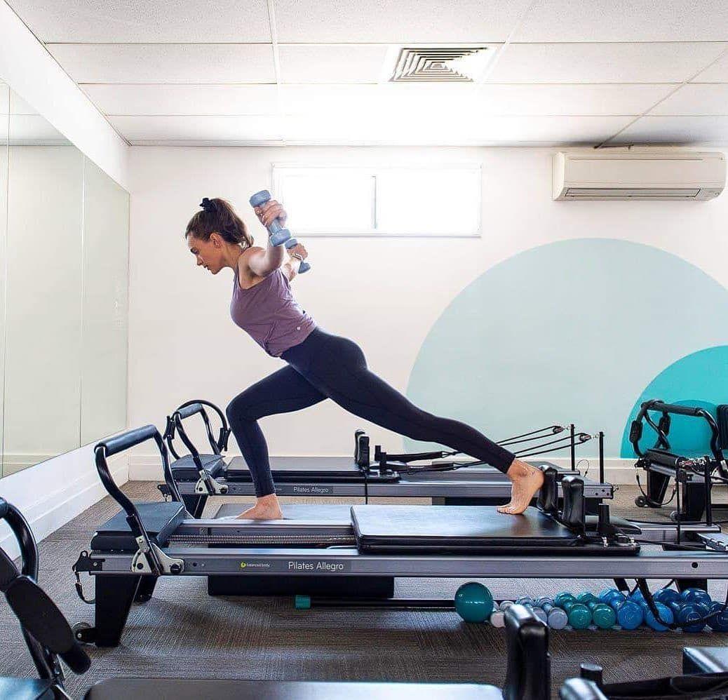Kx pilates on instagram kx trainer domstevens starting