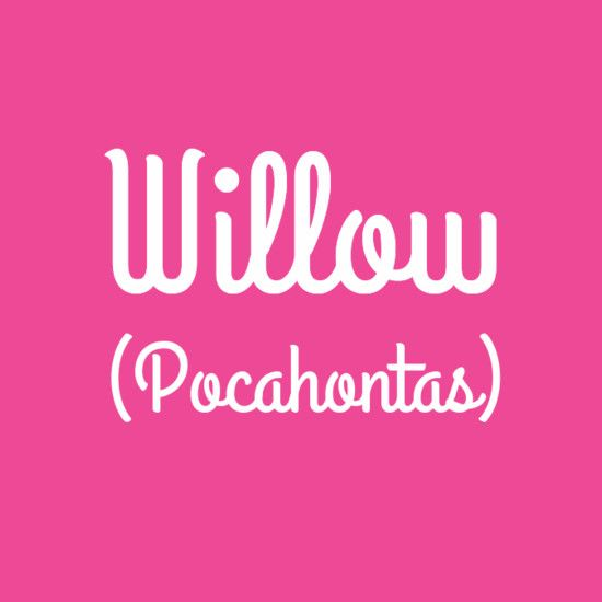 Willow (With images) | Names with meaning, Baby names and ...