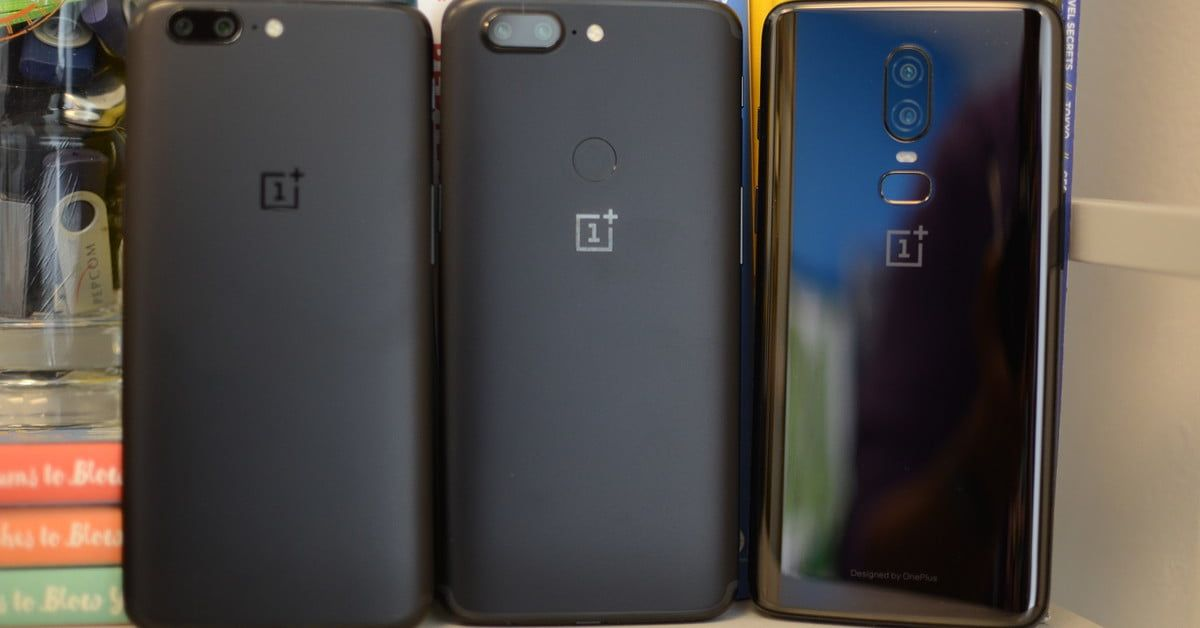 Oneplus 6 Vs Oneplus 5t Vs Oneplus 5 Worth The Upgrade