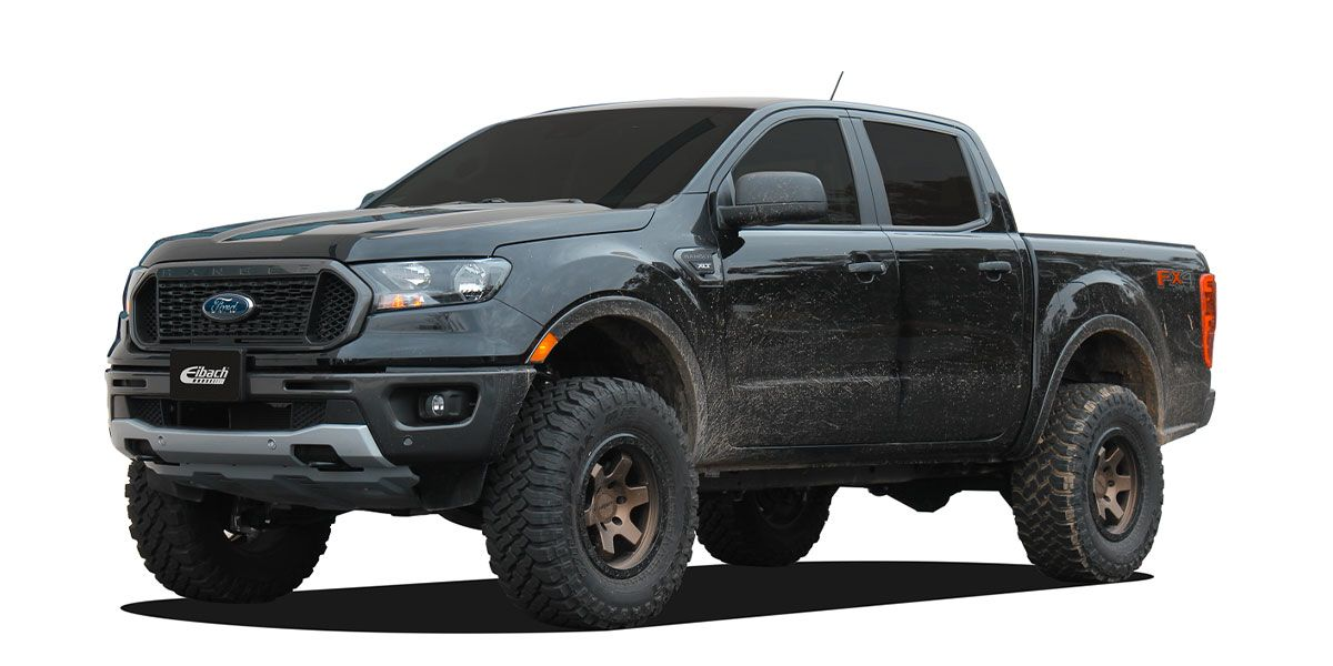 New Eibach Ford Ranger Lift Kit Now Available In 2020 Ford