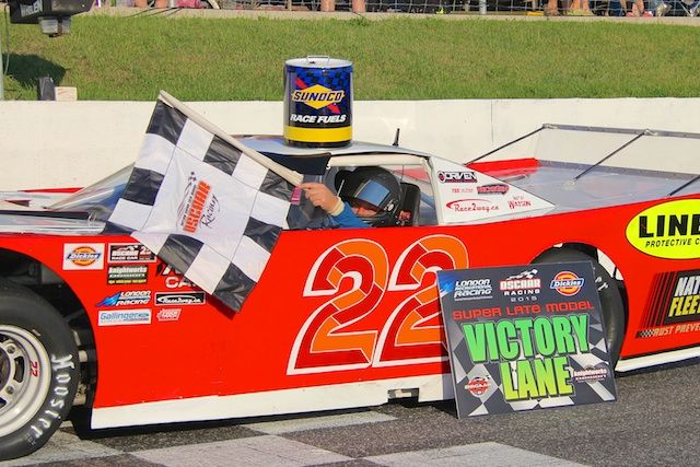 Cornelius And Mclean Victorious At Sunset Speedway Victorious