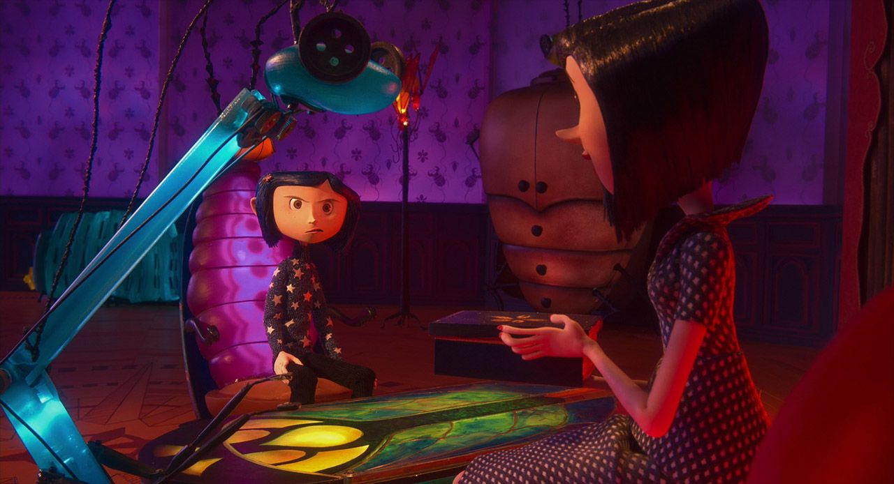 Image Result For Coraline Screencap Coraline Gaiman Other Mothers