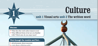الإنجليزي ثالث ثانوي نظام المقررات الفصل الدراسي الثاني Visual Art Words Visual