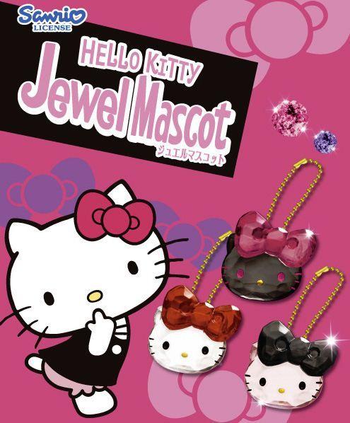db6f3b720 Re-Ment Hello Kitty Jewel Diamond Sanrio | Hello Kitty | Hello kitty ...