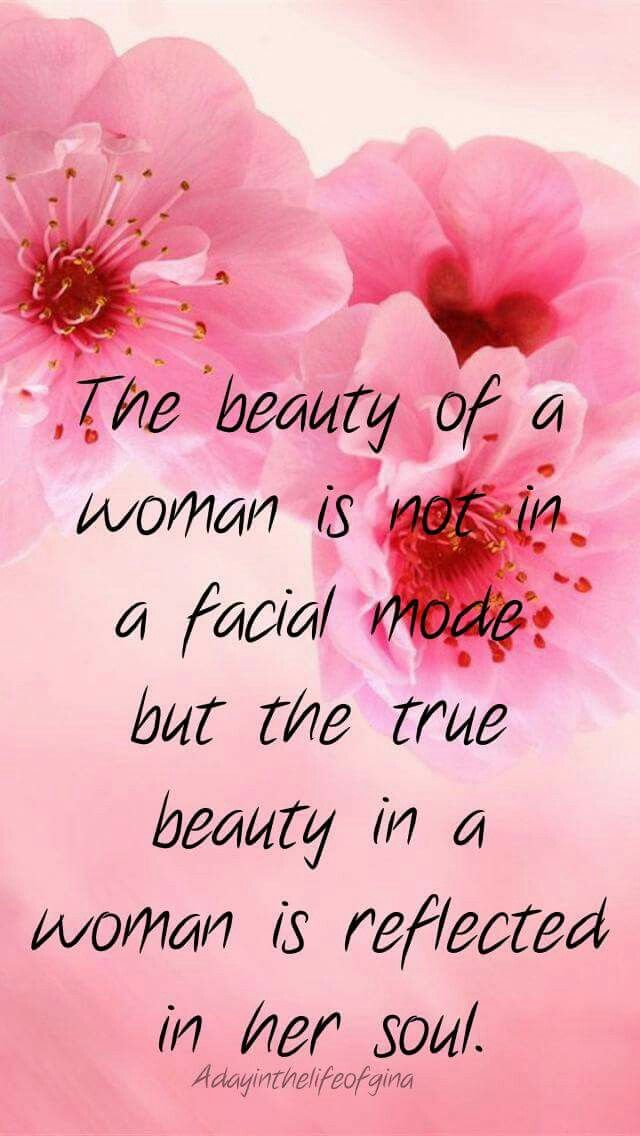 Inner Beauty Quotes Pintina Washnieski On The Inner Me  Pinterest  True Beauty .