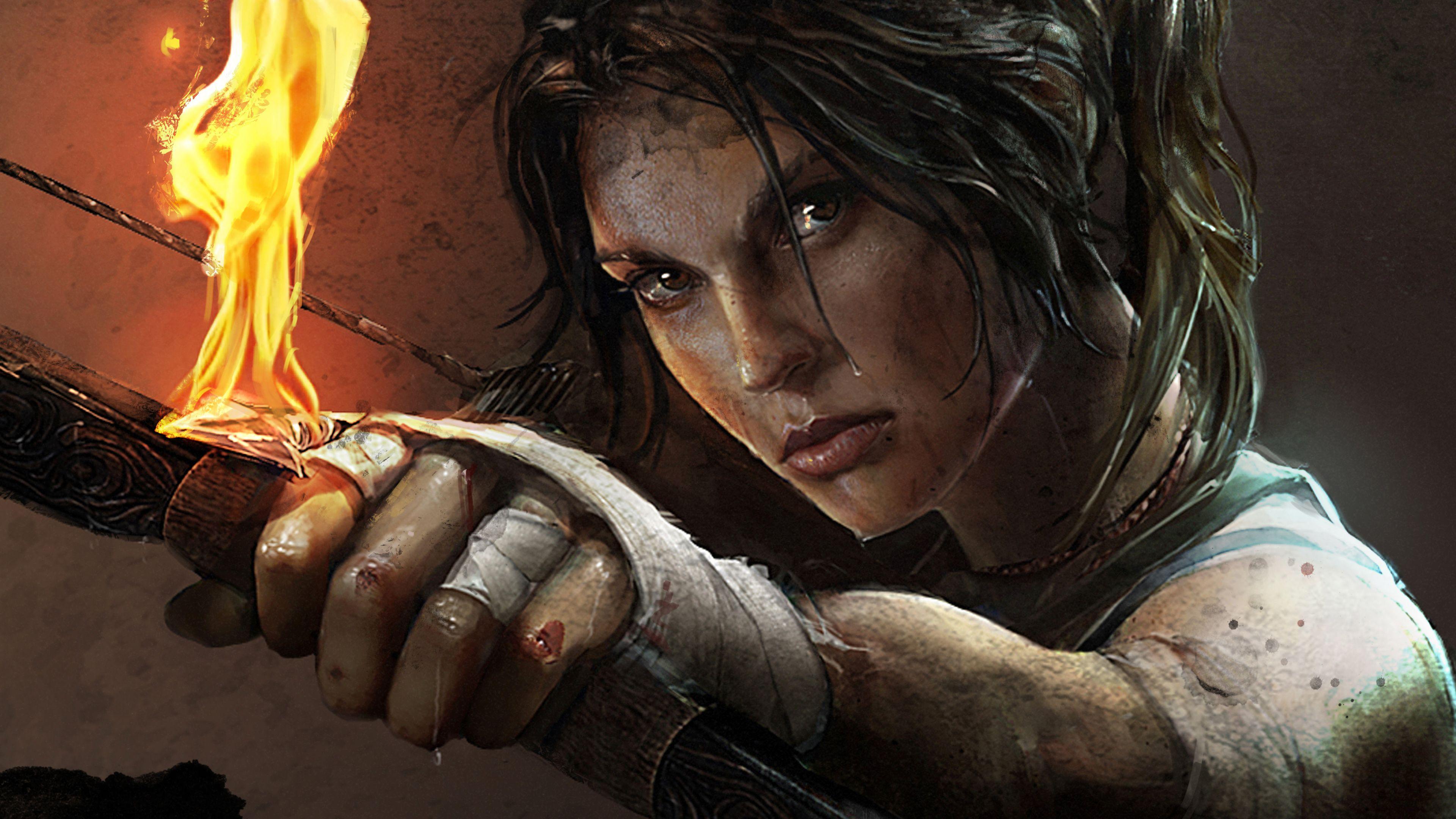 Tomb Raider Lara Croft Artwork 4k Xbox Games Wallpapers Tomb Raider Wallpapers Ps Games Wallpa Tomb Raider Artwork Tomb Raider Wallpaper Lara Croft Wallpaper