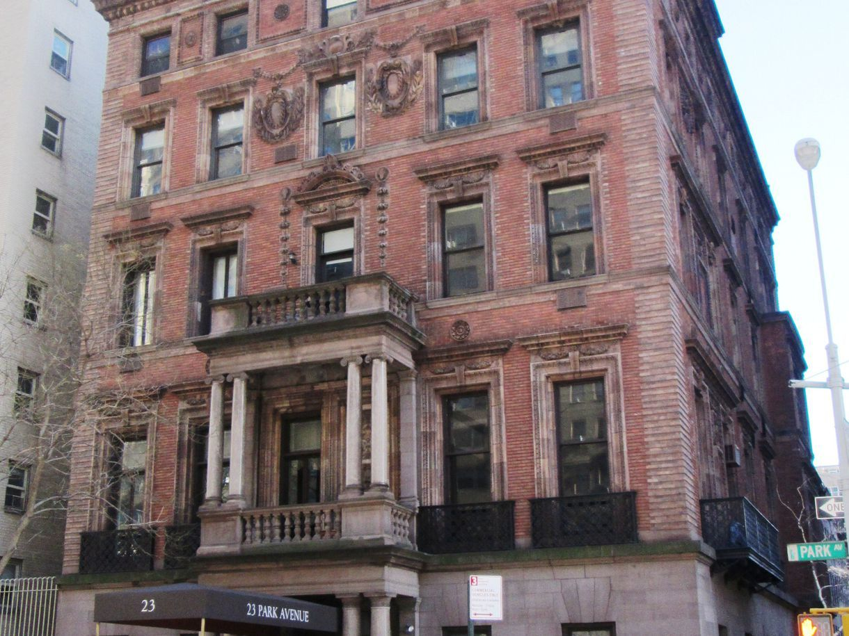Mapping Stanford White's Most Beautiful NYC Buildings