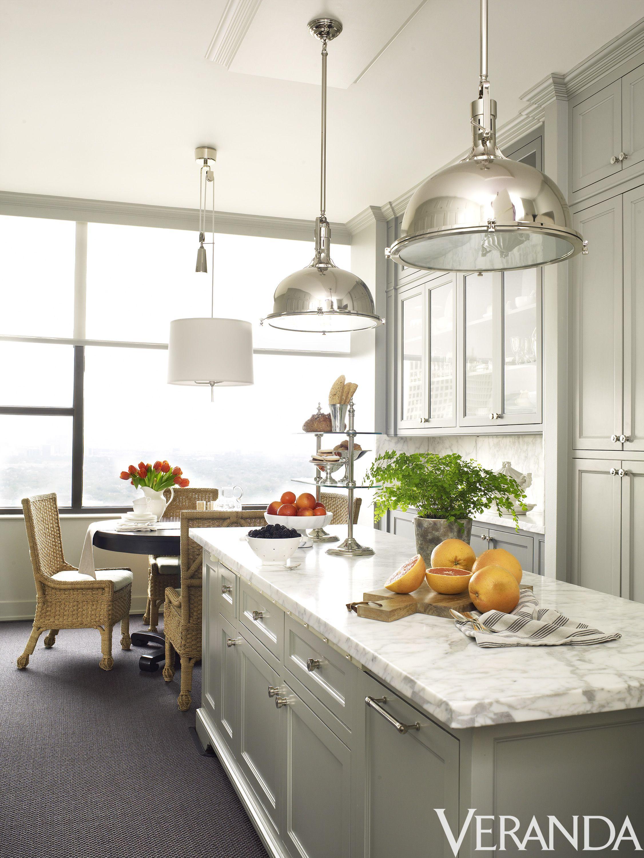 20 Beautiful Kitchen Islands Brimming With Style | White kitchen ...