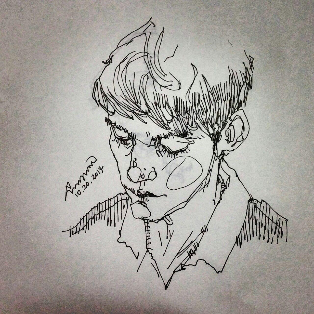 Sketch Art Inspo