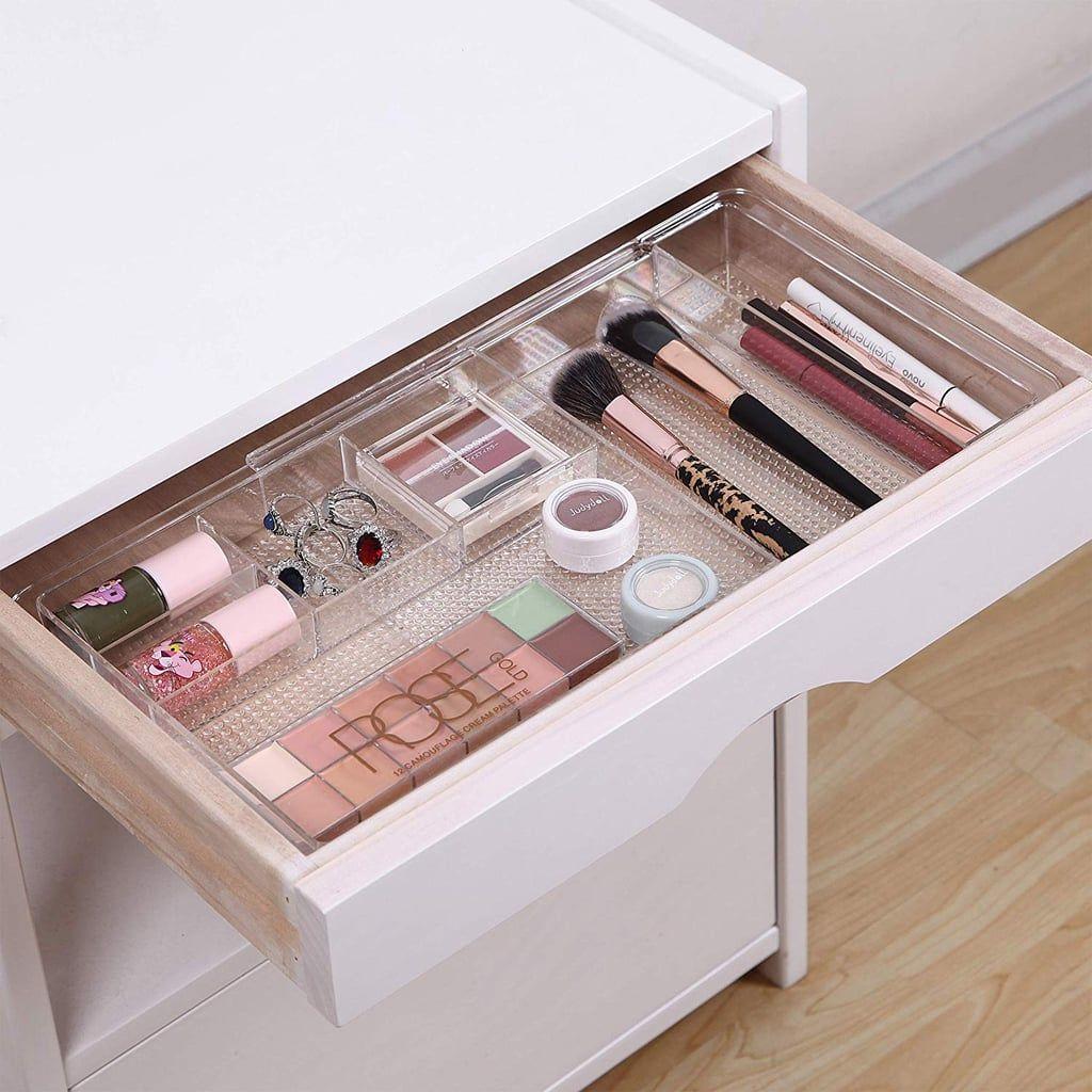 Moma Expandable Makeup Organizer Makeup Drawer Organization