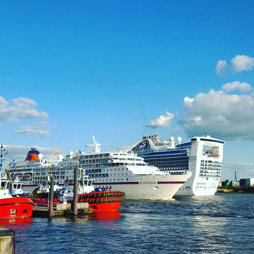 #Hamburg #Hafengeburtstsg