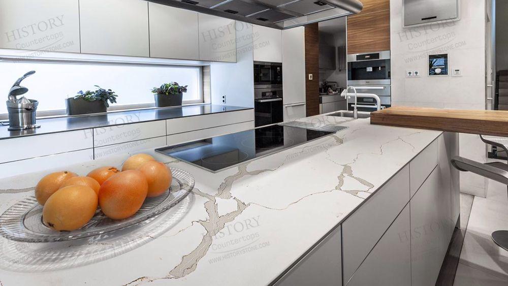 Best California Grey Quartz Countertops for Kitchen | Best Quartz ...