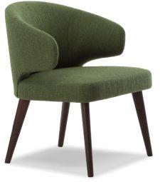 Aston Lounge Little Armchair Minotti Wood Lounge Chair Minotti Furniture Dining Chairs
