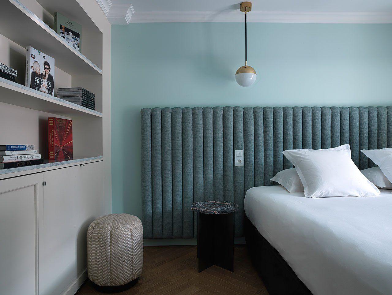 Art Deco Thrills at Hotel Bachaumont, Paris Interior