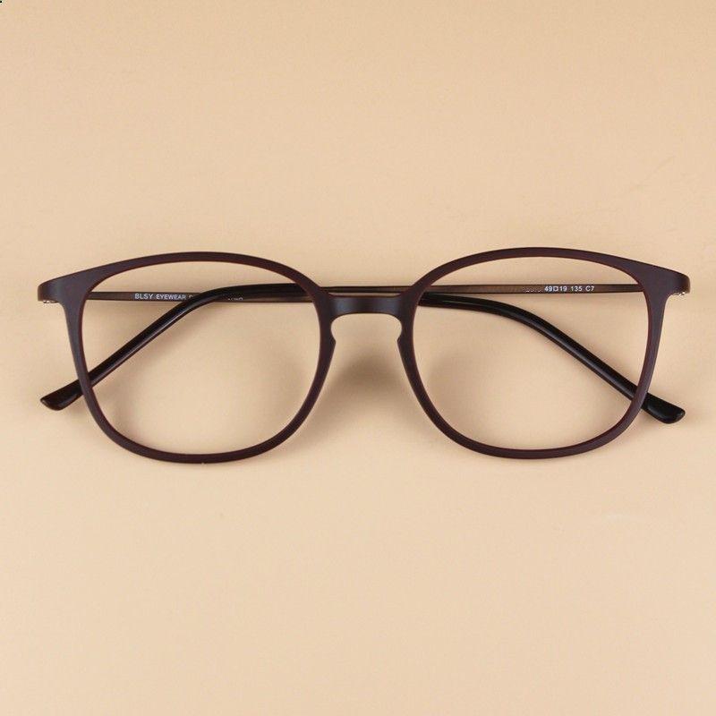 2017 New Vintage Eyeglasses Men Fashion Eye Glasses Frames Brand