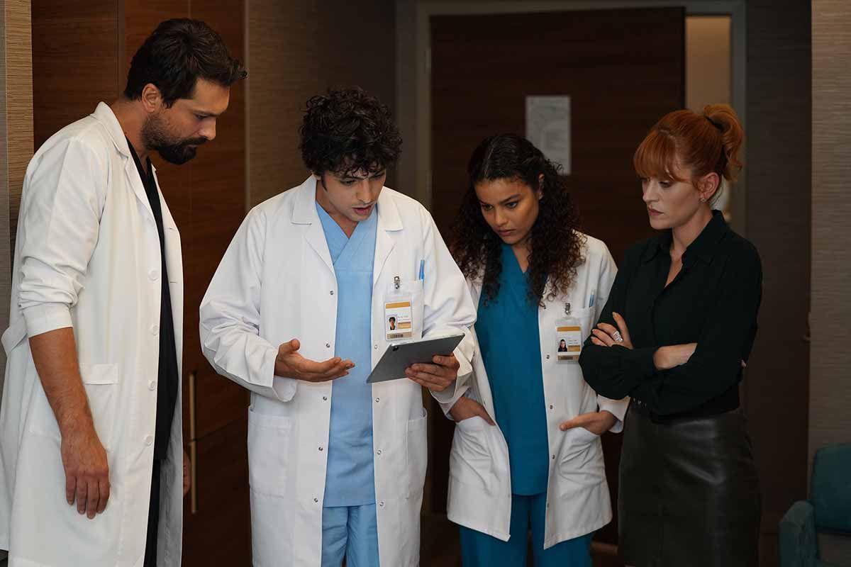 Mucize Doktor 11 Bolum Fragmani 21 Kasim Persembe Haberekspresi Net Doktorlar Gercekler Izleme