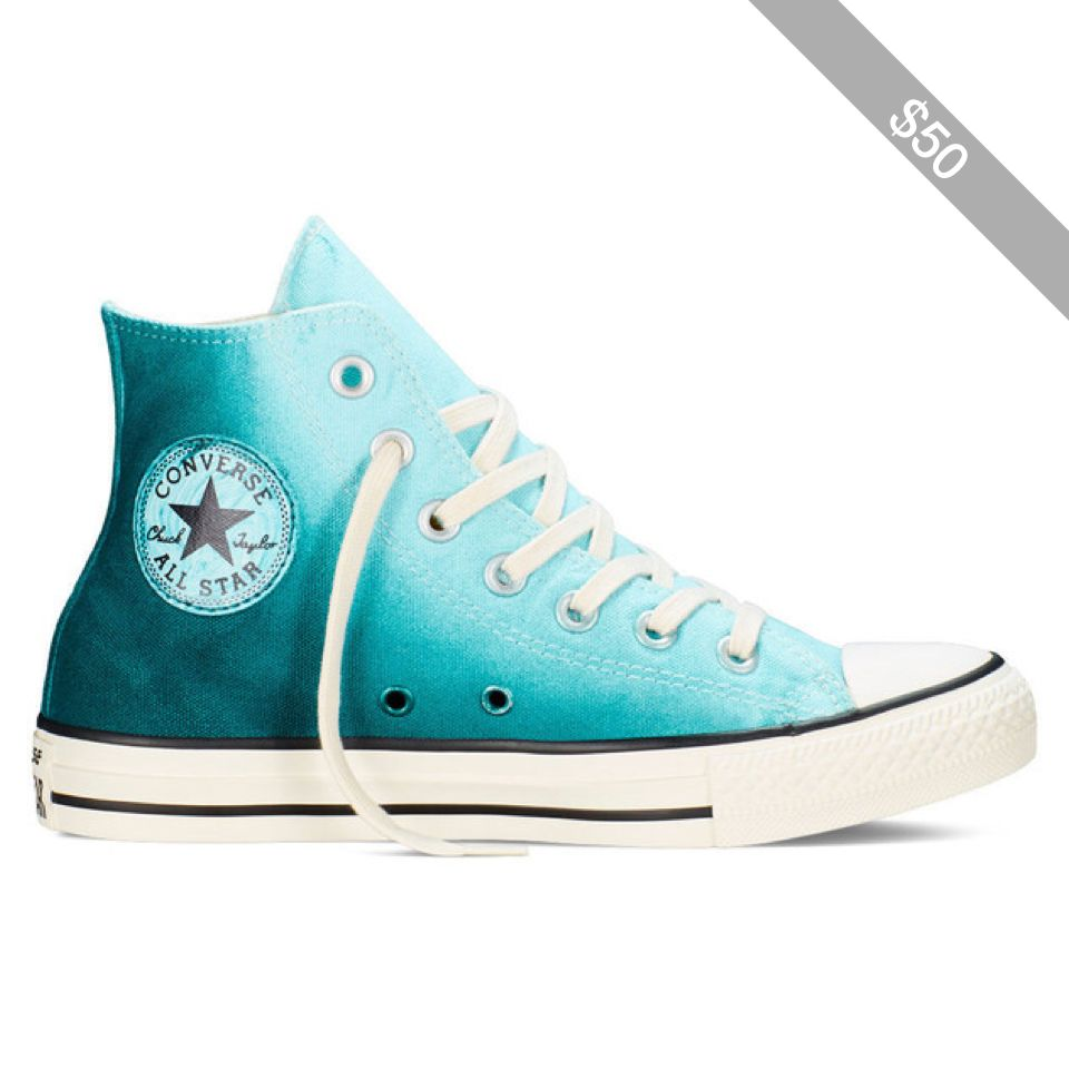 Converse Chuck Taylor All Star Sunset Wash – motel pool/rebel teal/egret  Sneakers