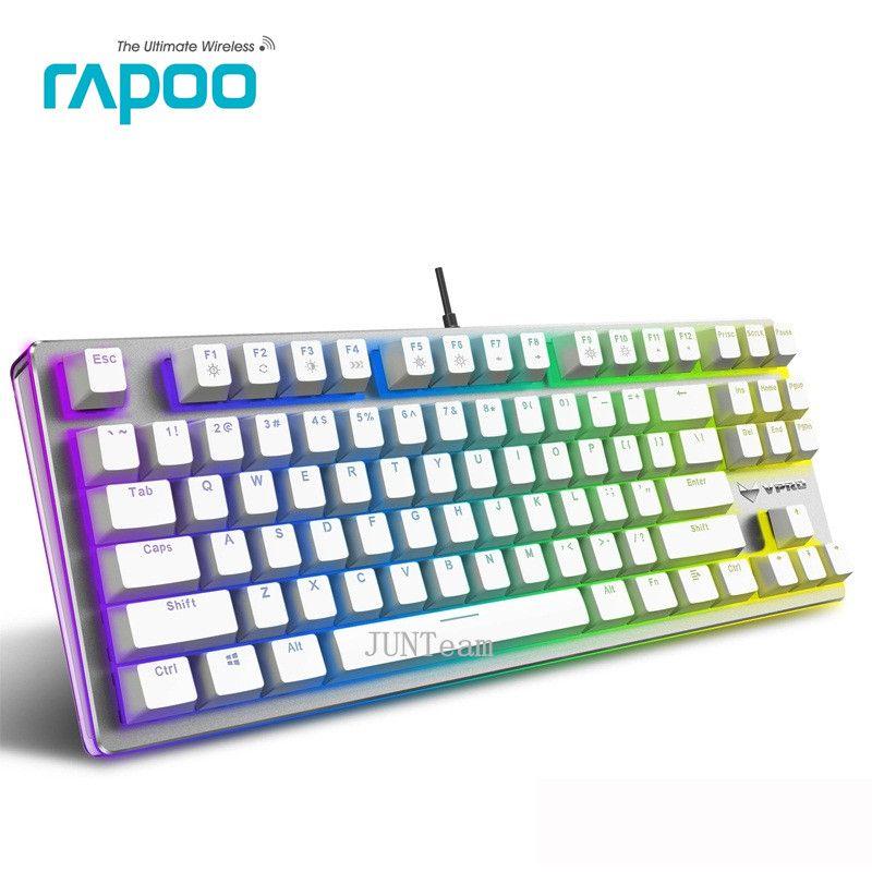 1603bbf70b6 Original Rapoo V500 RGB Game keyboard //Price: $119.25 & FREE Shipping //  #videogames #games #electronics #technology #tech #electronic #device  #gadget ...