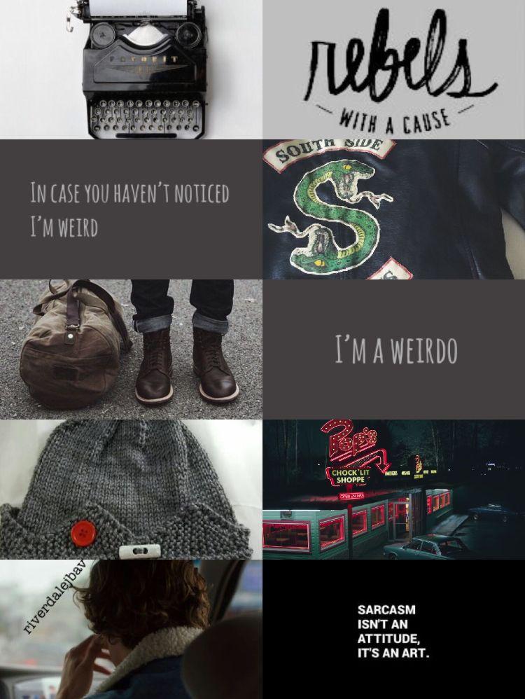 Jughead Jones Aesthetic Riverdale In 2019 Jughead Jones