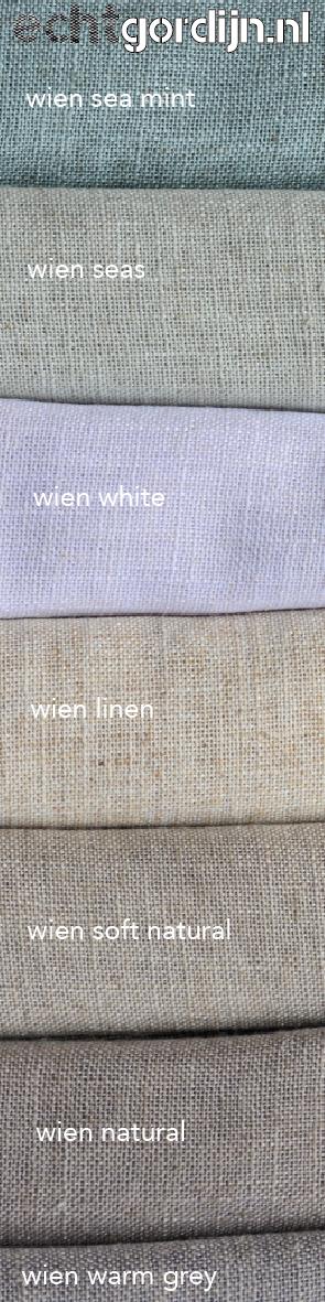 Gordijnen op maat | Vorhänge, Textur und Raum