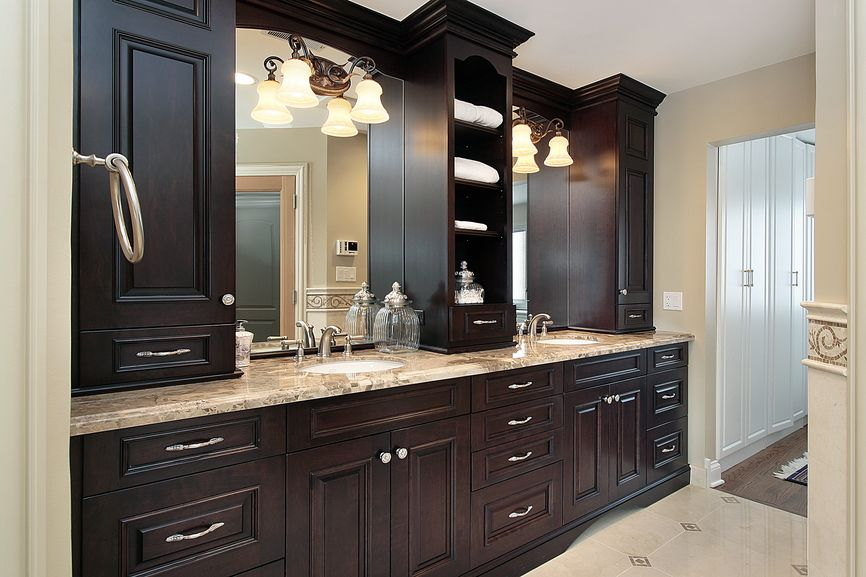 Best Custom Bathroom Vanities Bathroom Design In Custom Made
