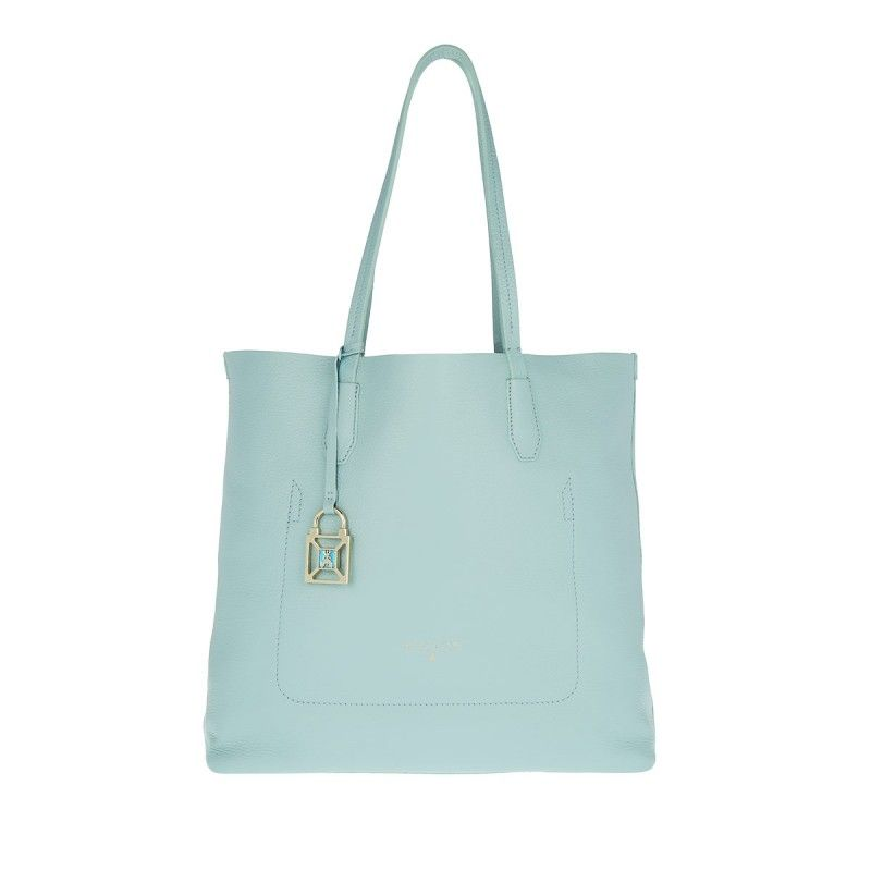 4a0763fba8b5 awesome Patrizia Pepe Patrizia Pepe Tasche - Shopping Bag Pure Water Shiny  Azure - in