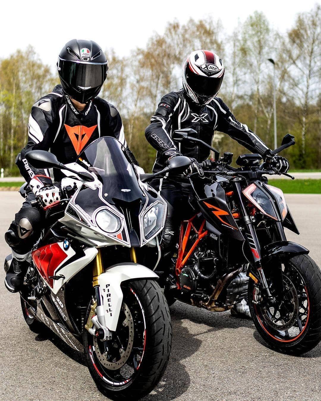 Bmw S1000rr Ktm Super Duke 1290r Malthaels Superbikesgram
