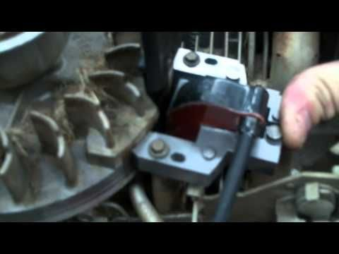 Briggs And Stratton Engine Repair How To Replace The Ignition Module On Most 4 And 2cycle Engines Youtube Engine Repair Lawn Mower Repair Diy Repair
