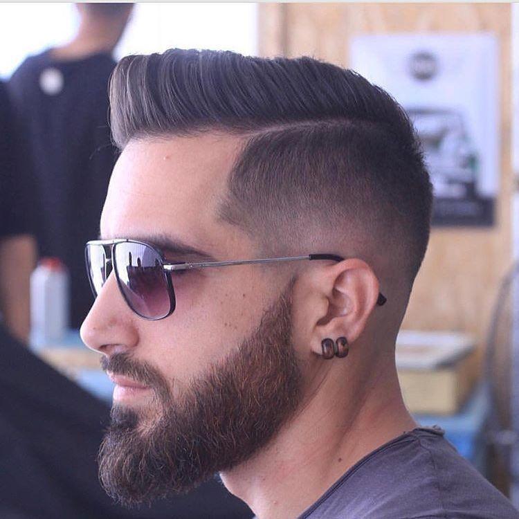 Coiffure Homme Coiffure Homme Coupes De Cheveux Hommes Modernes Coiffure Homme Barbe