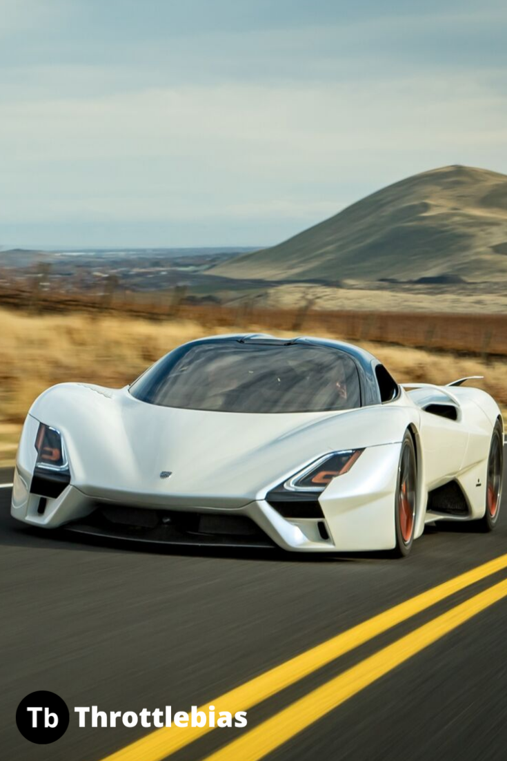 Top 5 Fastest Cars In The World 2020 Throttlebias In 2020 Car In The World Fast Cars Futuristic Cars