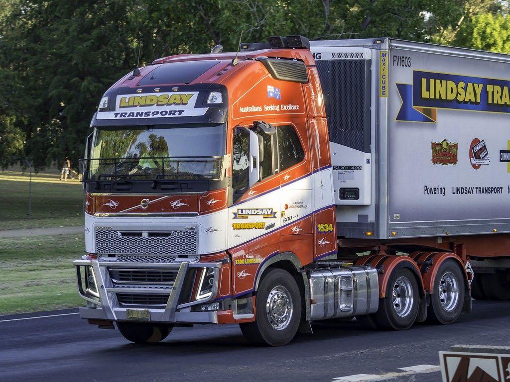 Lindsay Transport Volvo trucks, Volvo, Transportation