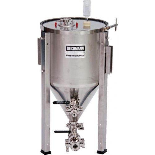 Blichmann Fermenator Conical 7 Gal Tri Clamp Fittings Home Brewing Wine Making Supplies Home Brewery