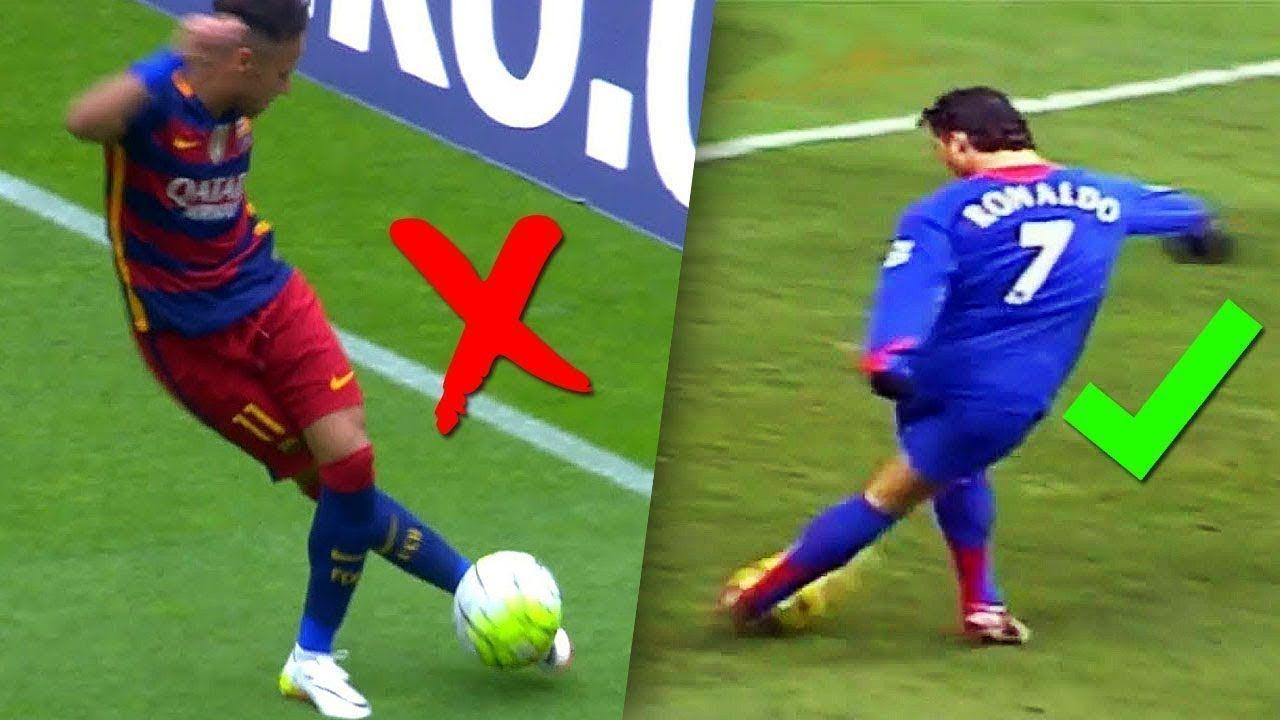 8 مرات نايمار نسخ كريستيانو رونالدو نايمار يقلد رونالدو Neymar Vs Ronaldo Neymar Cristiano Ronaldo Ronaldo