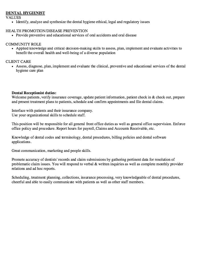 Dental Assistant Skills Resume Examples Resume Cv Resume Skills Dental Assistant Resume Design Template