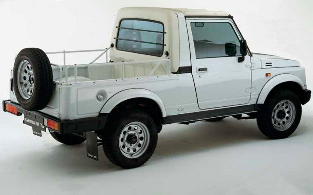 Suzuki | Suzuki Samurai | Automotive Website | LOCOMOTION