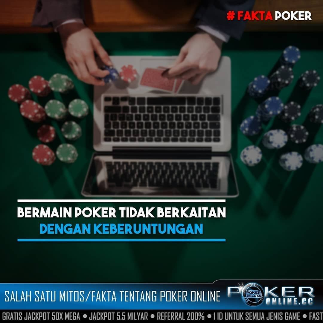 Mitos Atau Fakta Poker Game Jenis