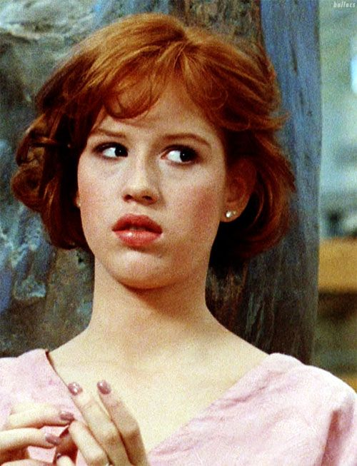 Vintage Dame Molly Ringwald The Breakfast Club Beauty