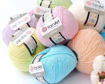 Soft cotton yarn