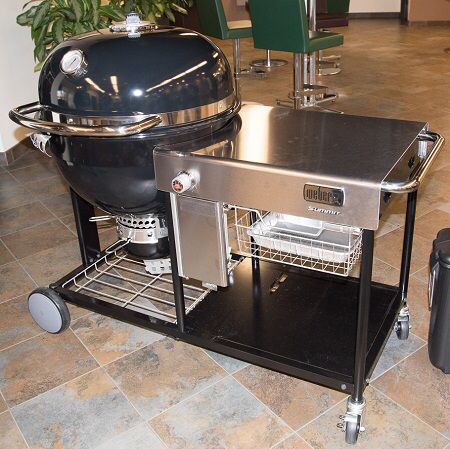 The New Weber Summit Charcoal Grill I Want One Charcoal Grill