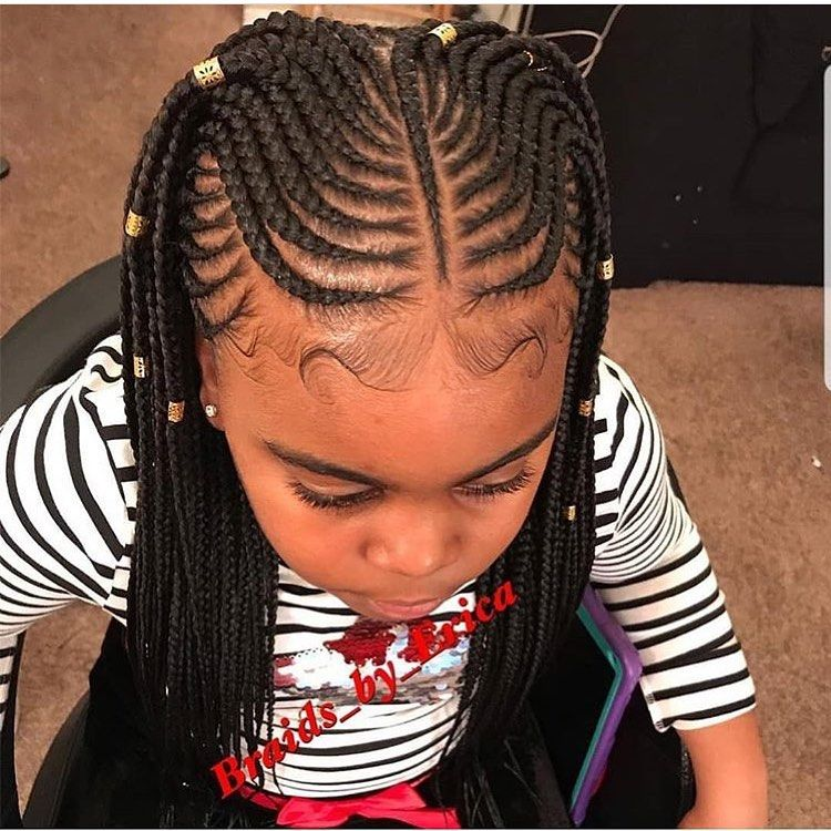 150 Awesome African American Braided Hairstyles African American Braided Hairstyles Hair Styles Lil Girl Hairstyles