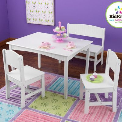 Surprising Nantucket Kids 4 Piece Writing Table And Chair Set Its Short Links Chair Design For Home Short Linksinfo