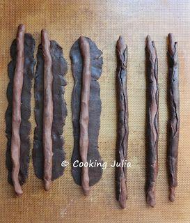 COOKING JULIA: SABLÉS LÉOPARD