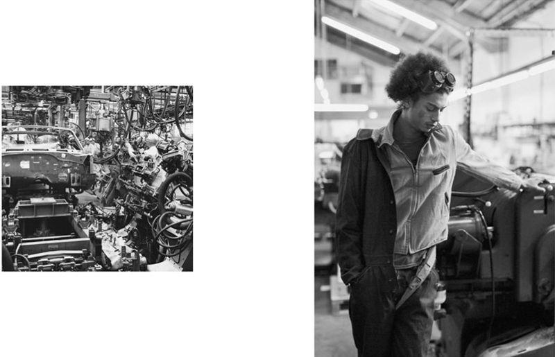 Levis colección Vintage Clothing otoño-invierno 2013-2014, ¿pensando ya en el frío? - TenerClase.com