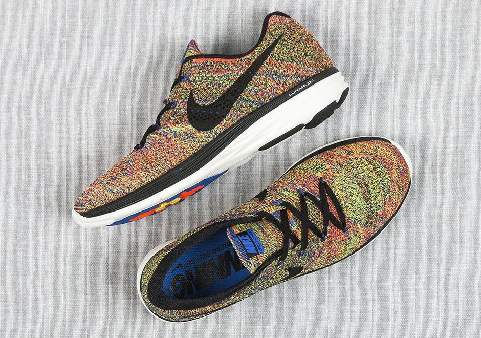 Another Colorful Nike Flyknit Lunar 3